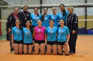 17 Tsunami: 1st at Columbia 17/18 Invitational